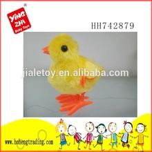 2014 easter gift plush wind up big hen/ plush easter hen(hot sale)