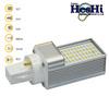 New led corn light smd 3014 g24 5w with 50000h lifespan