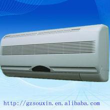110v/240v alta qualidade split ar condicionado com led/lcd display central