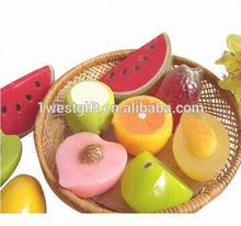 kiwi,Fruit Soap, Children's Interesting and Lovely Soap(wzFT001-4)