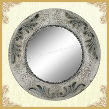 Shabby Chic French White Cheap Mirrored Furniture(YF1244)