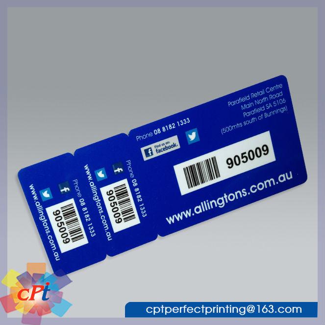 Pvc Keychain Business Card
