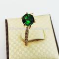 2014 горячая продажа ювелирных золотые ювелирные изделия обручальное кольцо