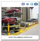 -2+1 3 Levels Pit Design Smart Parking System Project Multi-level Car Storage Car Parking Lift Duplex Parking System