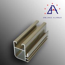 Anodizing customized aluminum guide for sliding door
