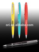 Novelty 2014 hangzhou Promotional Gift Pen,twist pen
