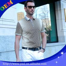 latest design polo shirt/dri fit polo shirts wholesale t shirt polo