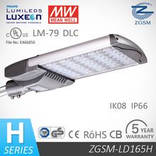 165W LED Street Light with Excellent Thunder Resistance