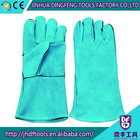 New Design soft leather working gloves