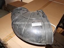 HOWO air intake hose pipe,air filter intake hose, WG9725190903