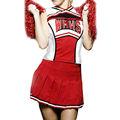 Nouveau style gros 2015 costumes. tv. glee cheerleader dress robe majorette costume costumes d'halloween