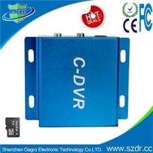 Plug-in-Play SD/TF Card Super Mini DVR