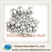 "31/64"" chocolate and cocoa grinding stainless steel balls"