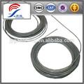 recubierto de pvc de alambre de acero cuerda de tendedero
