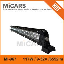 High quality 43 inch 117w 6552lm CREE LED light bar