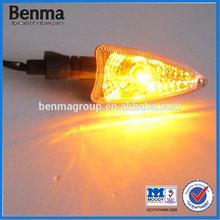 Rear Motorcycle Turn Signal Lights ,Kawasaki Motorcycle LED Turn Signal Light