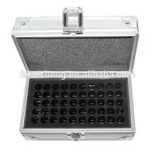 50pcs bullets fit in cheap aluminum gun case bullet box RZ-LGU003-4