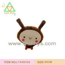 Lovely Brown Rabbit Plush Stuffed Animals