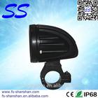 LED round light 2.2 inch CREE 10 Watt,for Motorcycle,bike,LED Light Bar Spot Flood Combo Work Lights Projector Vehicle,SS-1003