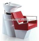 lay down washing salon shampoo chair / shampoo chairs for sale / salon shampoo bed
