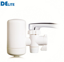 Good Kitchen Partner! Ceramic Water Purifier, kitchen Tap Faucet Water Filter, 99.99% remove bacteria