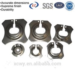 OEM automotive parts manufacturer of brass metal stamping part