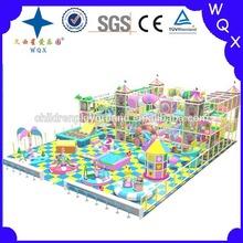 Kids soft amusement rides game indoor playground factory