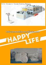 ps foam tray/dishes making machine