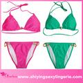 Rosy Hardware push - up haut Low Rise Panty Bikini hot sexi photo image