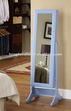 Ikea Standing Jewelry Armoire Mirror