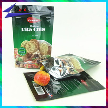 PP laminated plastic bag for chips packing