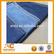 100 COTTON Basic denim fabric by the yard blue black