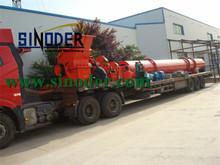 Dryer Manufacturer Supply industrial organic fertilizer dry used for drying grain, sawdsut,sand,coal,mine powder- Sinoder Brand