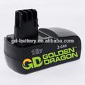 Metabo substituir 6.25484 ferramenta de poder da bateria, metabo 18v li-ion bateria furadeira sem fio