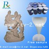 High Strength RTV Silicone Rubber for Concrete Mold Making