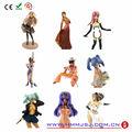 Desenhos animados japoneses sexo escala garota nua figura da resina / minifigures