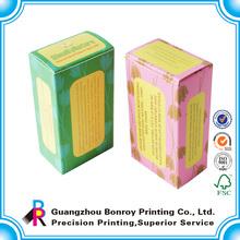 Custom design candy box packaging printing