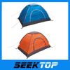 outdoor double layer single door truck camping tent
