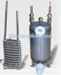 glycol heat exchanger,fin tube steam heat exchanger,steel shell tube heat exchanger
