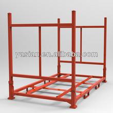 metal table display
