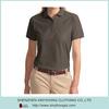 2014 Wholesale grey color ladies dri fit golf polo shirts