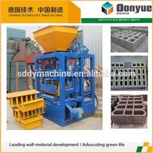 Manual Soil/clay Interlocking Block Making Machine&small Manual Clay Hollow Brick Making Machine(qmr2-40)