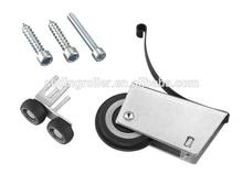 2014 hot sale sliding roller fitting for furniture