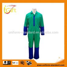 High quality work wear best automotive uniforms