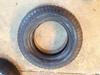 Diamond pattern wheel barrow wheel tire 3.50-8