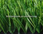 Double color football artificial grass