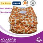 Baby Swim Diaper Recycled, Reusable Baby Diaper Cloth, Organic Diaper Bamboo Diaper Cover