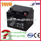 12V40AH sealed lead acid rechargeable batteries