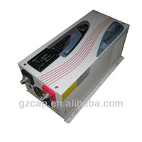 1kw to 6kw power inverter for electric fan dc 12v ac 220v with LCD indicator