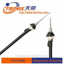 high quality fiberglass aluminum telescopic antenna mast